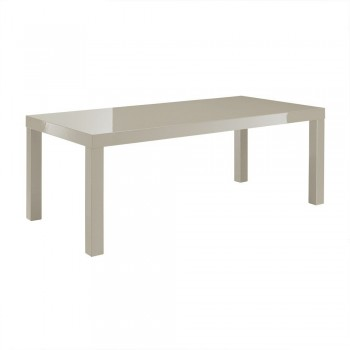 Puro Highgloss Coffee Table in Stone
