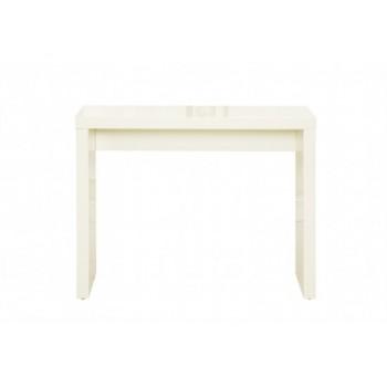 Puro Highgloss Console Table in Cream