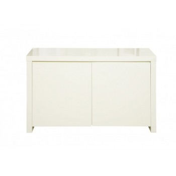 Puro Highgloss Sideboard in Cream