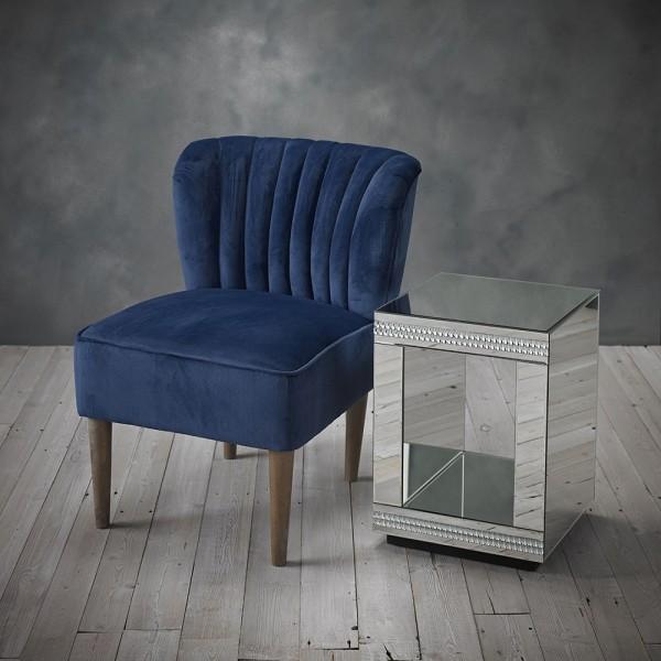 Bella Chair (Blue)