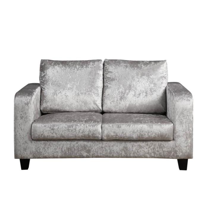 Contract Sofa in a Box (Silver)