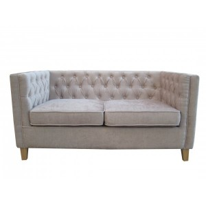 York Sofa in Mink
