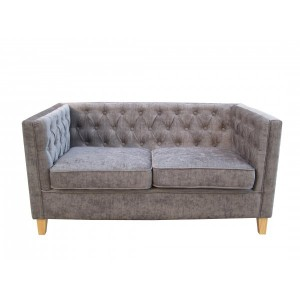 York Sofa in Slate Grey