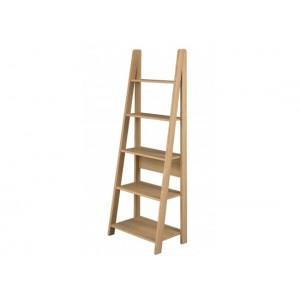 Tiva Shelving Bookcase in Oak Finish *Out of Stock - Back Soon*