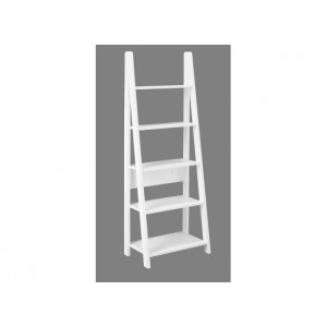 Tiva Shelving Bookcase in White *Out of Stock - Back Soon*