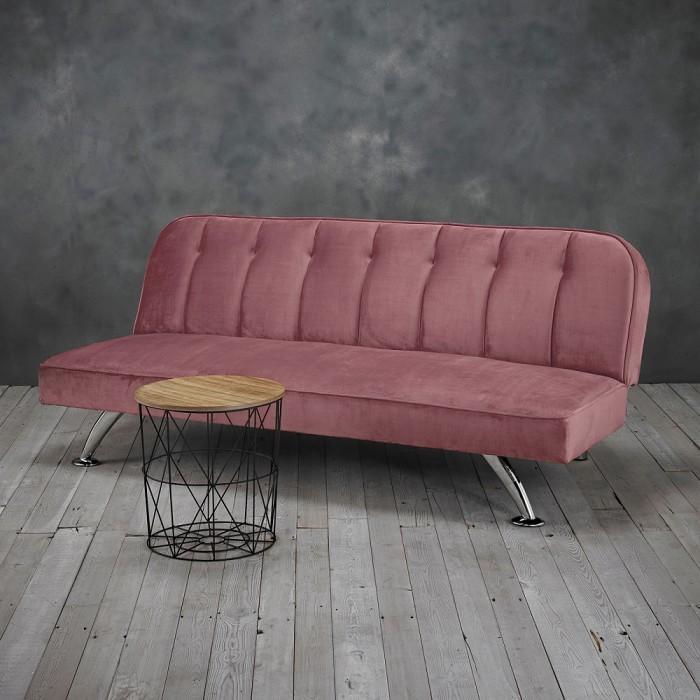 Brighton Sofabed (Pink)