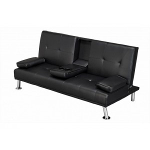 Cinema Sofa Bed in Black