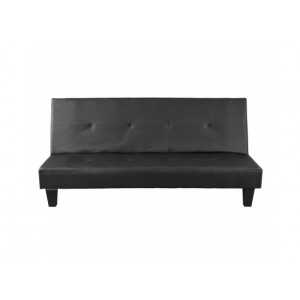 Fusion Sofa Bed in Black *Out of Stock - Back Soon*