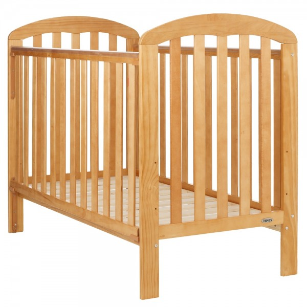 Lily Cot in Country Pine