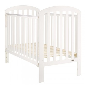 Lily Cot in White