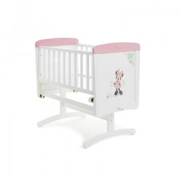 Disney Love Minnie Gliding Crib