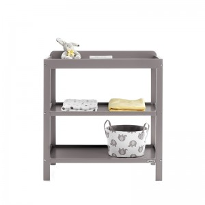 Open Changing Unit in Grey  *Out of Stock - Back Soon*