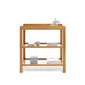 Open Changing Unit in Country Pine