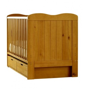 Glideaway Country Cot Bed