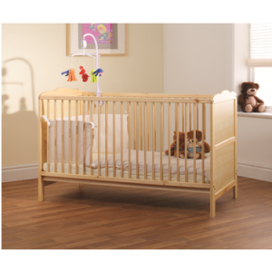Kirsty Natural Cot Bed