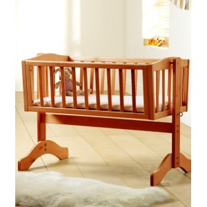 Bethany Country Swinging Crib *Out of Stock - Back Soon*