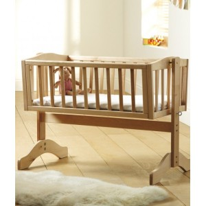 Bethany Natural Swinging Crib *Out of Stock - Back Soon*