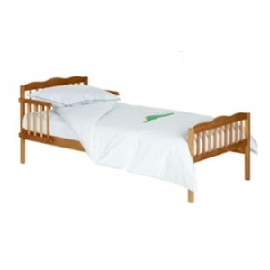 Junior Country Bed in a Box with Cool Flow Mattress