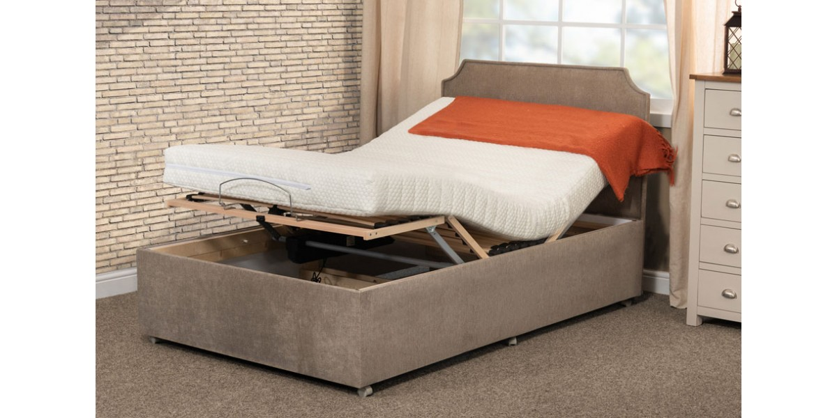 Adaptive Latex Adjustable Bed