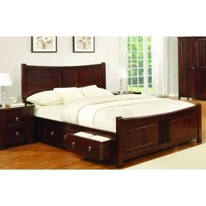 Curlew Bed in Cognac