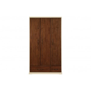 Amore 3 Door Wardrobe *Low Stock - Selling Fast*
