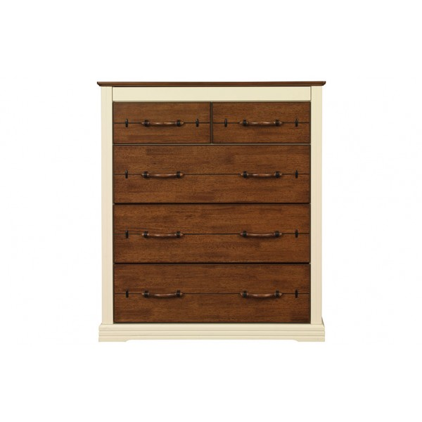 Amore 5 Drawer Chest {Assembled}