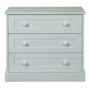 Asia 3 Drawer Chest {Assembled} *Low Stock - Selling Fast*