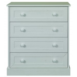 Asia 4 Drawer Chest {Assembled} *Low Stock - Selling Fast*