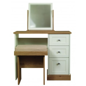 Beijing Single Dressing Table {Assembled}*Low Stock - Selling Fast*
