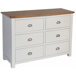 Cooper 6 Drawer Chest (Assembled)