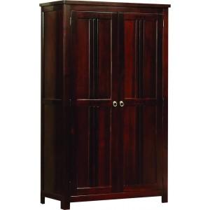 Curlew Cognac 2 Door Wardrobe