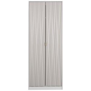 Jenson 2 Door Wardrobe [Assembled]