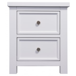 Lewis Bedside {Assembled} *Low Stock - Selling Fast*