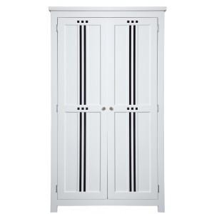 Lewis 2 Door Wardrobe *Out of Stock - Back Soon*