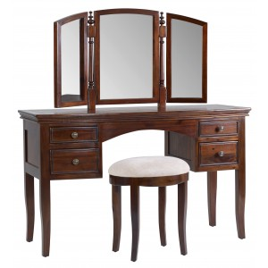 Lincoln Dressing Table {Assembled}