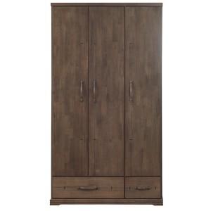 Mozart 3 Door Wardrobe *Low Stock - Selling Fast*