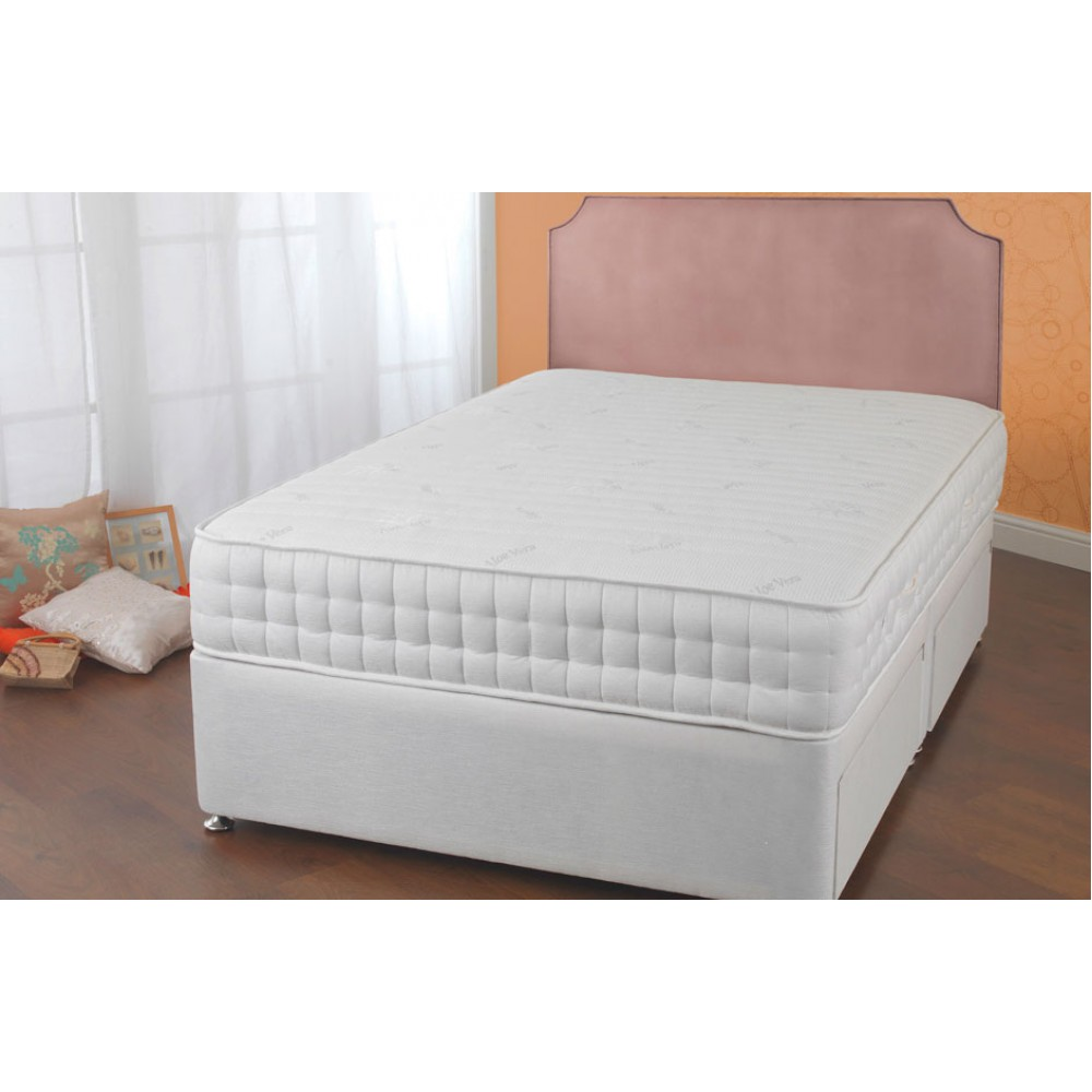 Abbey 2000 memory divan bed for Junior divan bed