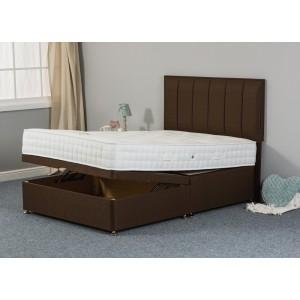 Antoinette 1000 Half-Lift Ottoman Divan Bed