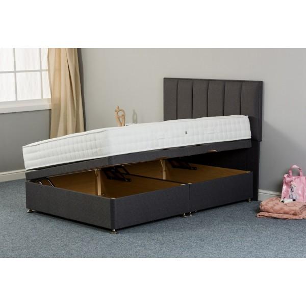 Antoinette 1000 Side-Lift Ottoman Divan Bed