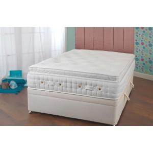 Arena 3000 Memory Pillowtop Divan Bed