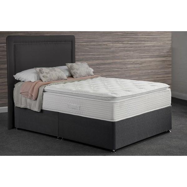 Calm Rest Silk 1000 Divan Bed