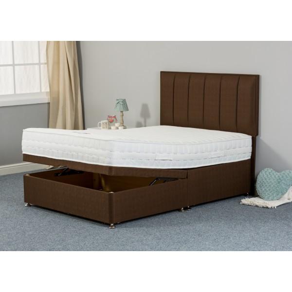 Calm Rest Silk 1000 Half-Lift Ottoman Divan Bed