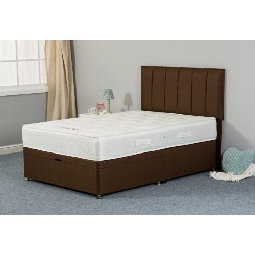 Fletcher Ortho Half-Lift Ottoman Divan Bed