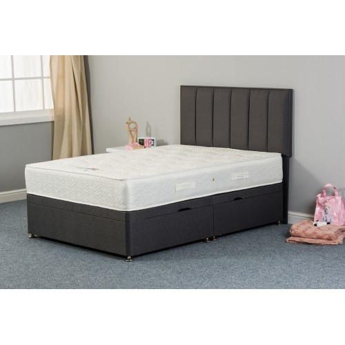 Fletcher Ortho Side-Lift Ottoman Divan Bed