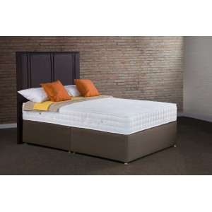 Jewel Memory 1500 Divan Bed