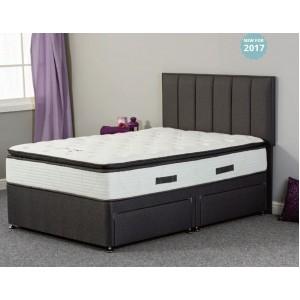 Katrina Silk 1000 Divan Bed