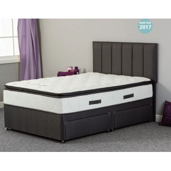 Katrina Silk 1000 Divan Bed
