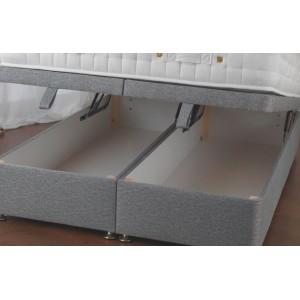 Mia Ortho 2000 End-Lift Ottoman Divan Bed