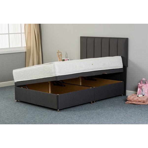 Mia Ortho 2000 Side-Lift Ottoman Divan Bed