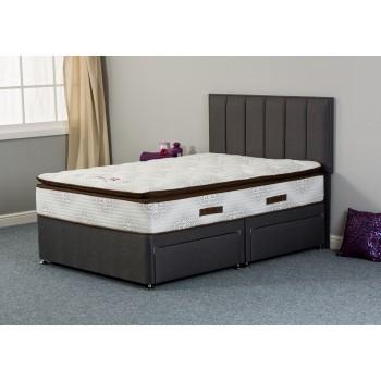 Natasha Wool 1000 Divan Bed